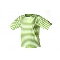 T-paita lyhythihainen raidallinen